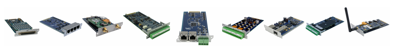 siteboss onboard expansion cards