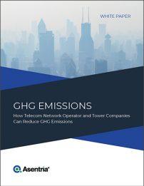 GHG Emissions White Paper Cover
