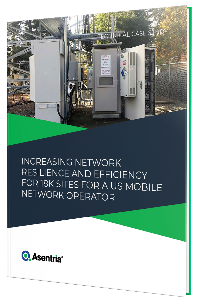 increasing network resilience cover mockup