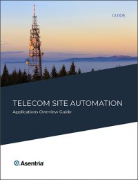 telecom site automation applications overview guide cover