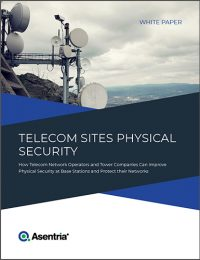 telecom sites physical security cover