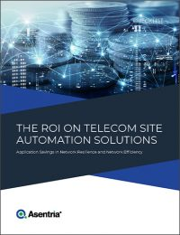 roi telecom site automation resource cover image