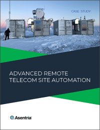 advanced remote telecom site automation cover