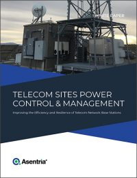 telecom sites power control and management white paper
